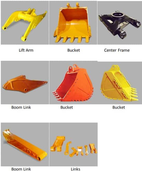 heavy industries products