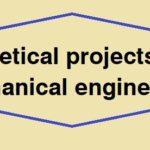 Mechanical Project Lists