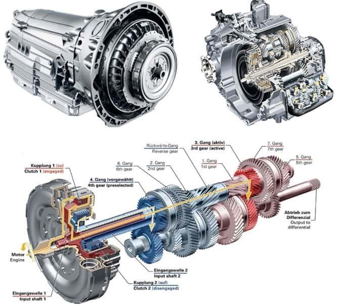 automobile transmission system