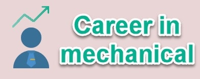 career in mechanical