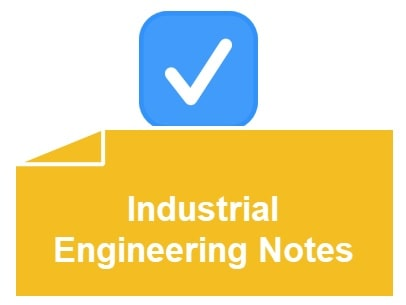 industrial engg notes