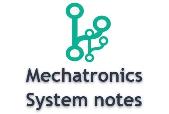 mechatronics system notes
