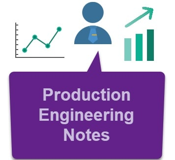 production engineering notes