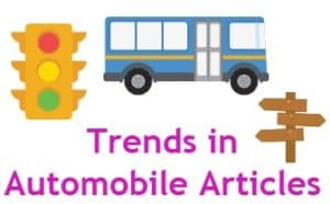 trends in automobile