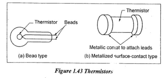 types of thermistor