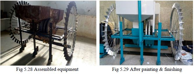 Fabrication of Multipurpose Agricultural Equipment report Download