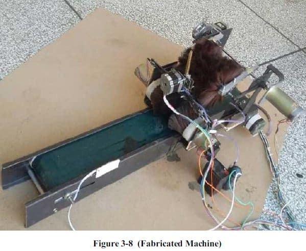 automatic shoe polishing machine mechanical projects