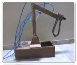 pick and place robotic arm mechanical projects report download