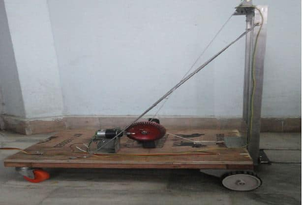 remote operated fork lift mechanism mechanical project download