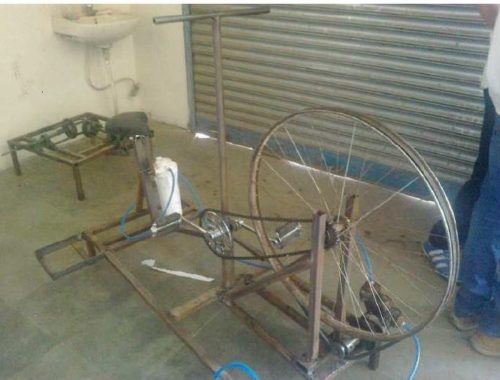water purifier mechanical project report download