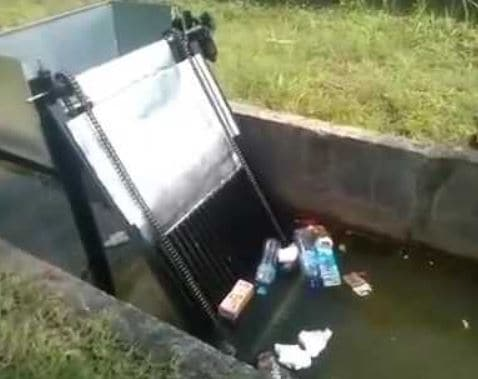 automatic drainage cleaning machine project report download