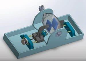 mechanical ventilator Concept